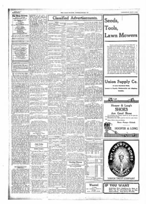 The Daily Courier from Connellsville, Pennsylvania on May 1, 1918 · Page 4