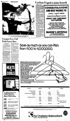 Sunday Gazette-Mail from Charleston, West Virginia on June 16, 1974 · Page 22