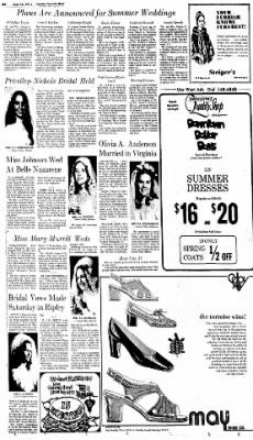 Sunday Gazette-Mail from Charleston, West Virginia on June 16, 1974 · Page 68
