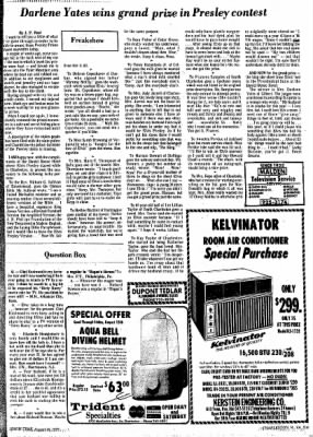Sunday Gazette-Mail from Charleston, West Virginia on August 10, 1975 · Page 83