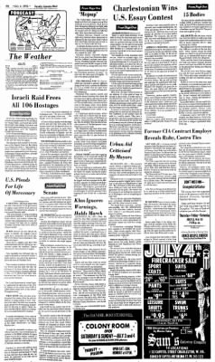 Sunday Gazette-Mail from Charleston, West Virginia on July 4, 1976 · Page 4