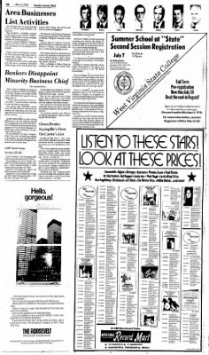 Sunday Gazette-Mail from Charleston, West Virginia on July 4, 1976 · Page 17