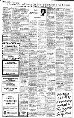 Sunday Gazette-Mail from Charleston, West Virginia on August 27, 1972 · Page 45
