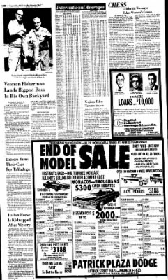 Sunday Gazette-Mail from Charleston, West Virginia on August 17, 1975 · Page 54