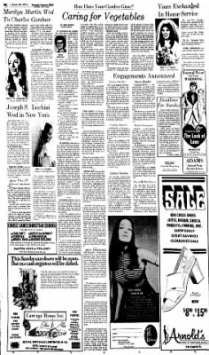 Sunday Gazette-Mail from Charleston, West Virginia on June 30, 1974 · Page 63