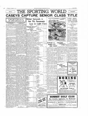 The Daily Courier from Connellsville, Pennsylvania on March 21, 1939 · Page 5