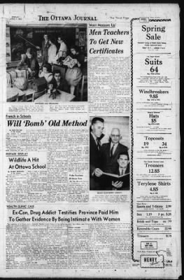 The Ottawa Journal from Ottawa,  on April 3, 1964 · Page 3
