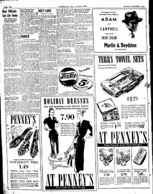 The Courier News from Blytheville, Arkansas on December 4, 1947 · Page 2