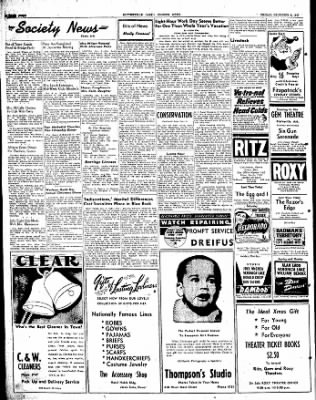 The Courier News from Blytheville, Arkansas on December 5, 1947 · Page 4