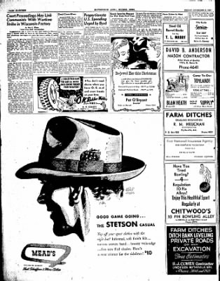 The Courier News from Blytheville, Arkansas on December 5, 1947 · Page 14
