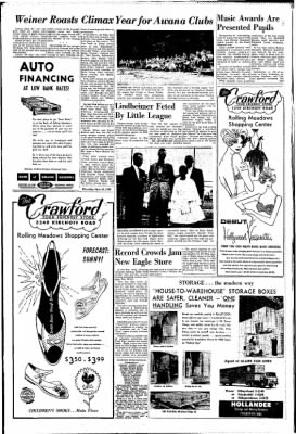 The Daily Herald from Chicago, Illinois on June 16, 1960 · Page 83