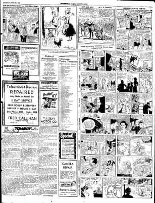 The Courier News from Blytheville, Arkansas on June 30, 1952 · Page 7