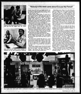 The Ottawa Journal from Ottawa,  on November 16, 1974 · Page 130