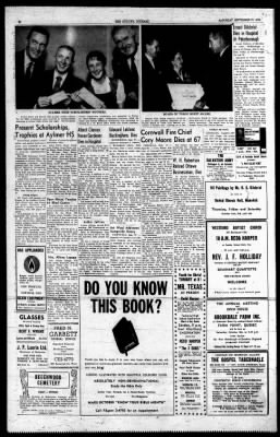 The Ottawa Journal from Ottawa,  on September 27, 1958 · Page 22
