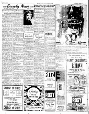 The Courier News from Blytheville, Arkansas on December 24, 1949 · Page 4
