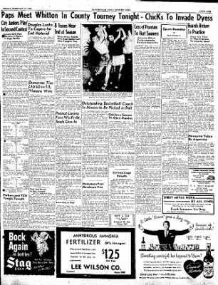 The Courier News from Blytheville, Arkansas on February 17, 1950 · Page 9
