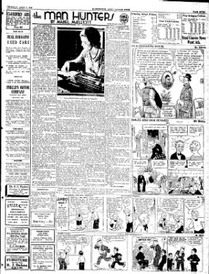 The Courier News from Blytheville, Arkansas on April 7, 1932 · Page 7