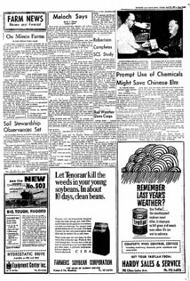 The Courier News from Blytheville, Arkansas on April 28, 1967 · Page 5