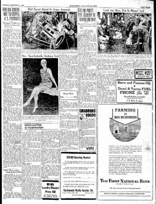 The Courier News from Blytheville, Arkansas on November 7, 1939 · Page 3
