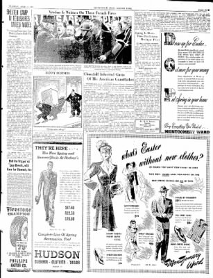 The Courier News from Blytheville, Arkansas on April 3, 1941 · Page 5