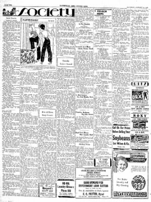 The Courier News from Blytheville, Arkansas on January 13, 1940 · Page 2