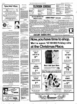 The Tipton Daily Tribune from Tipton, Indiana on December 11, 1970 · Page 2