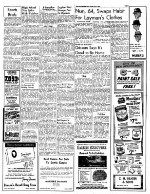 Greensburg Daily News from Greensburg, Indiana on June 1, 1965 · Page 7