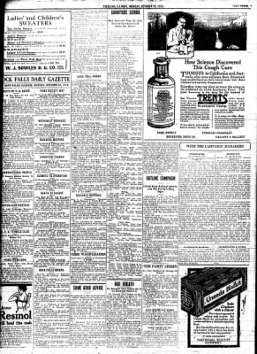 Sterling Standard from Sterling, Illinois on October 23, 1916 · Page 3