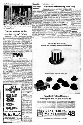 Redlands Daily Facts from Redlands, California on March 5, 1964 · Page 8