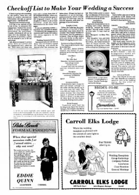 Carrol Daily Times Herald from Carroll, Iowa on May 10, 1974 · Page 12