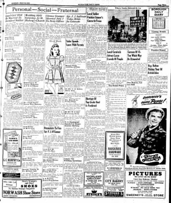 Naugatuck Daily News from Naugatuck, Connecticut on July 24, 1944 · Page 3