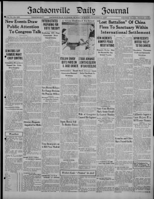 Image result for october 31, 1937 journal