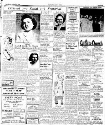 Naugatuck Daily News from Naugatuck, Connecticut on August 12, 1944 · Page 3
