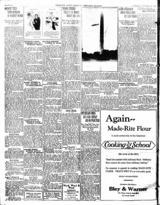Sterling Standard from Sterling, Illinois on October 16, 1928 · Page 16
