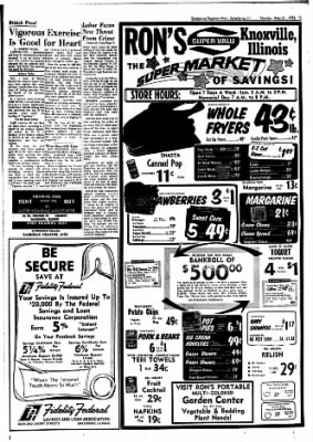 Galesburg Register-Mail from Galesburg, Illinois on May 21, 1973 · Page 13