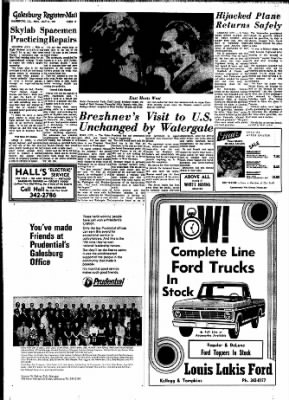 Galesburg Register-Mail from Galesburg, Illinois on May 21, 1973 · Page 17