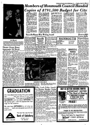 Galesburg Register-Mail from Galesburg, Illinois on May 22, 1973 · Page 21