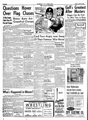 The Courier News from Blytheville, Arkansas on April 12, 1954 · Page 10