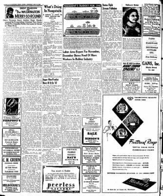 Naugatuck Daily News from Naugatuck, Connecticut on January 20, 1947 · Page 2
