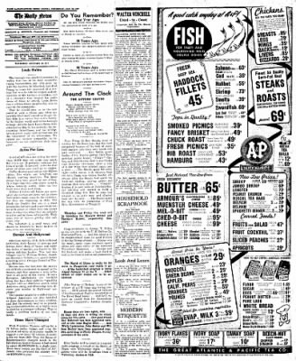 Naugatuck Daily News from Naugatuck, Connecticut on January 23, 1947 · Page 4