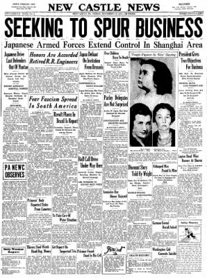 Image result for november 12, 1937 news