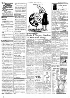 The Courier News from Blytheville, Arkansas on April 24, 1954 · Page 4