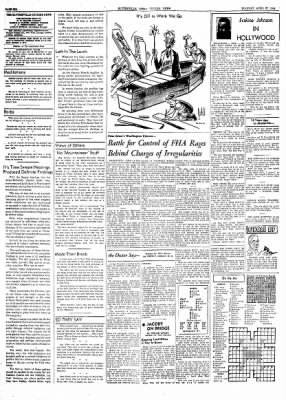 The Courier News from Blytheville, Arkansas on April 27, 1954 · Page 6