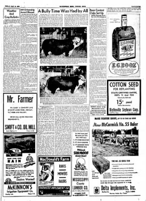 The Courier News from Blytheville, Arkansas on May 14, 1954 · Page 11