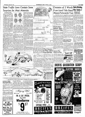 The Courier News from Blytheville, Arkansas on May 20, 1954 · Page 3