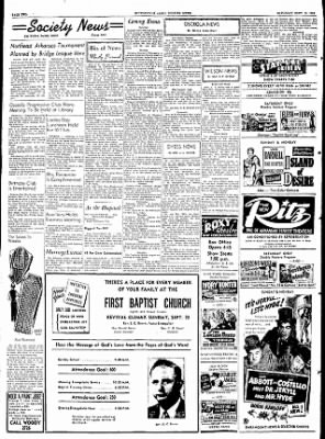 The Courier News from Blytheville, Arkansas on September 19, 1953 · Page 2