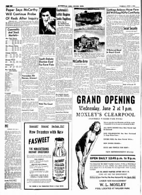 The Courier News from Blytheville, Arkansas on June 1, 1954 · Page 10