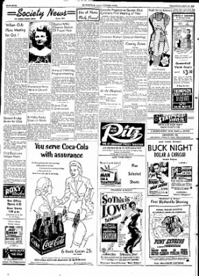 The Courier News from Blytheville, Arkansas on September 23, 1953 · Page 4