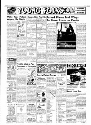 The Courier News from Blytheville, Arkansas on June 5, 1954 · Page 3