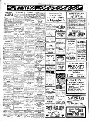 The Courier News from Blytheville, Arkansas on June 8, 1954 · Page 8